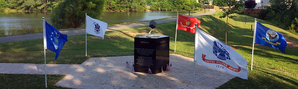 Memorial at Veterans Park