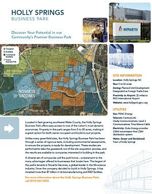Business Park Brochure