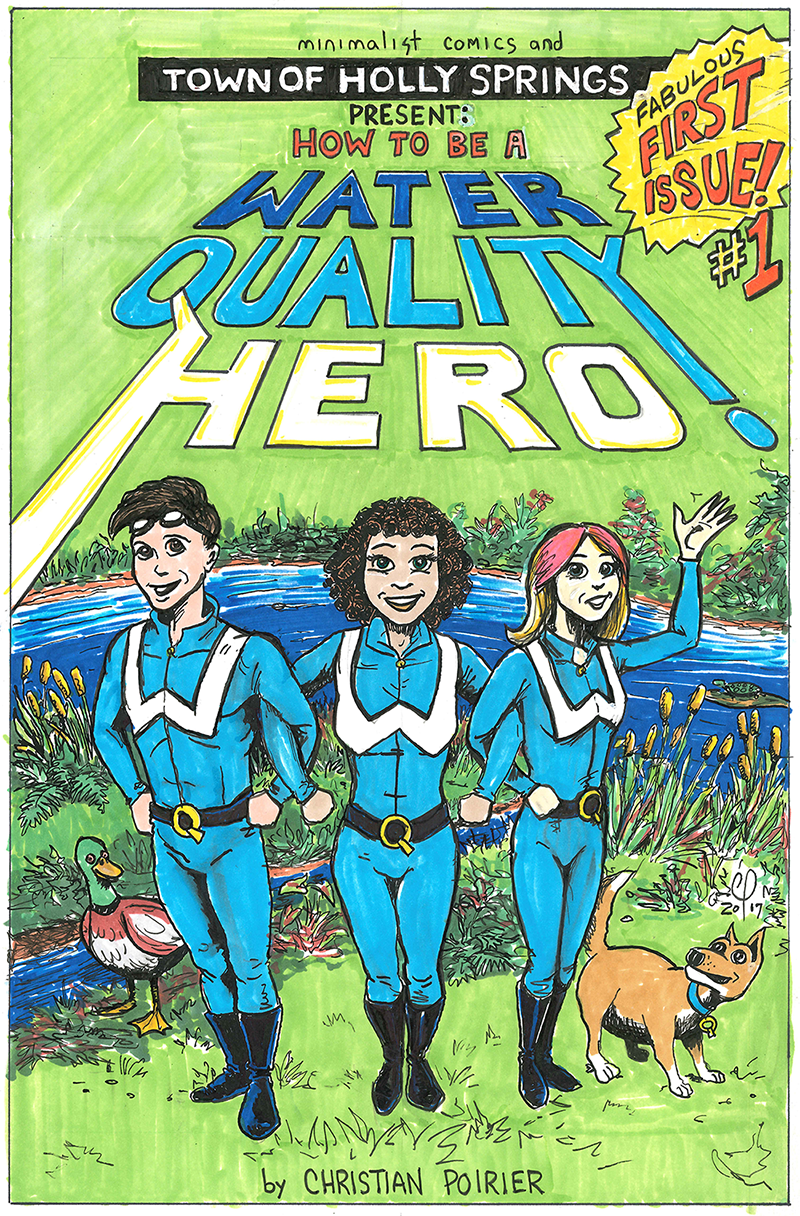 How to be a Water Quality Hero