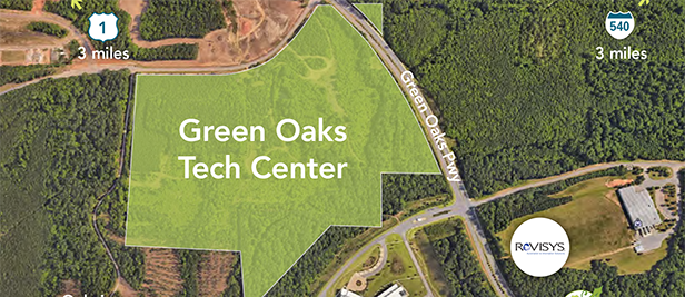 Green Oaks Tech Center