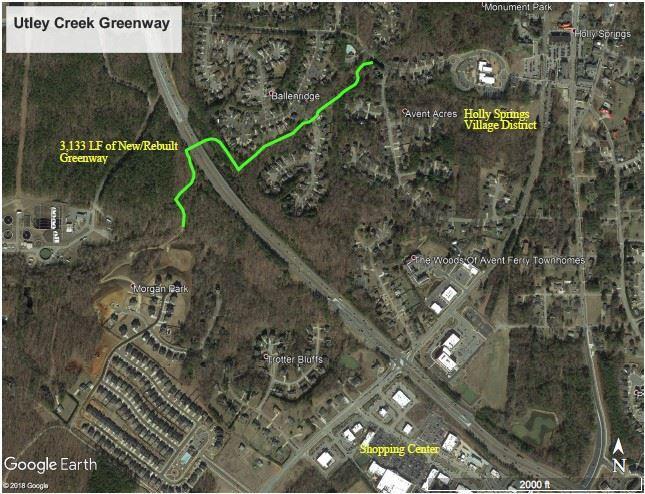 Utley Creek Greenway