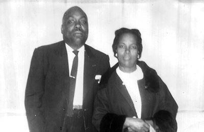 William and Cora Mae Lassiter