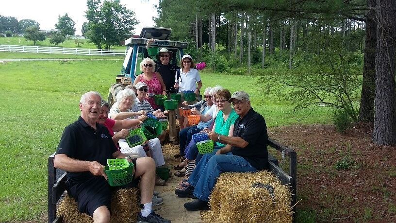 Millstone Creek Orchard Tour