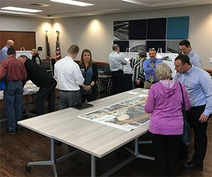 Holly Springs Road Widening March 19 Public Meeting